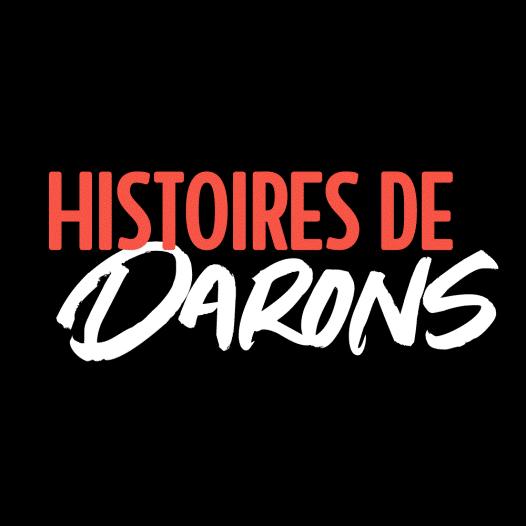 visuel podcast Histoires de darons