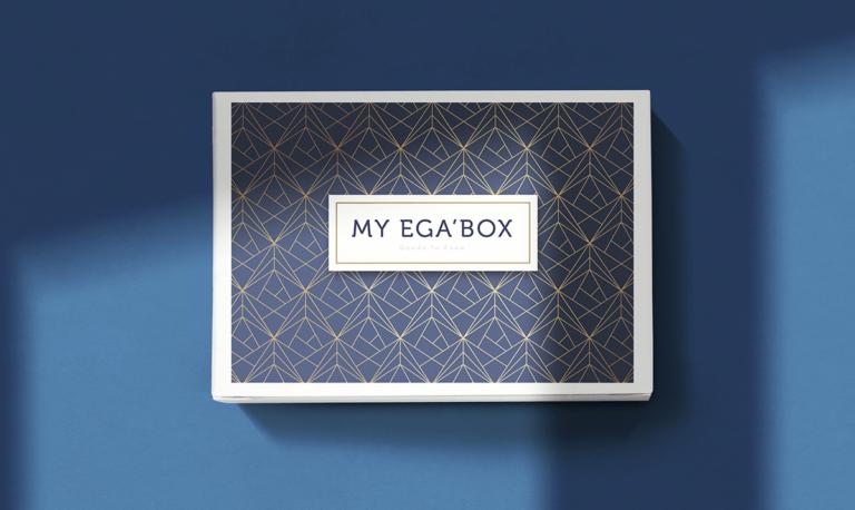 Aperçu de la box : My EGA'BOX