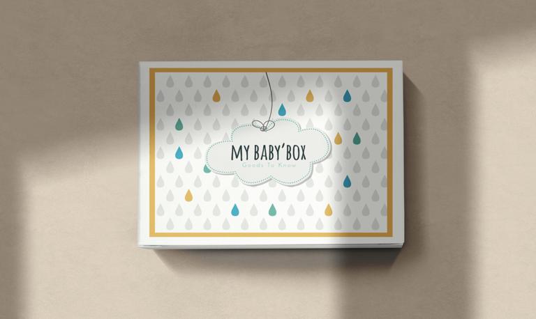 Aperçu de la box : My Baby'BOX