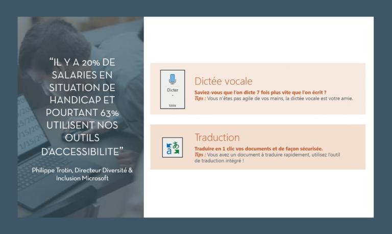 Conférence innovation et handicap