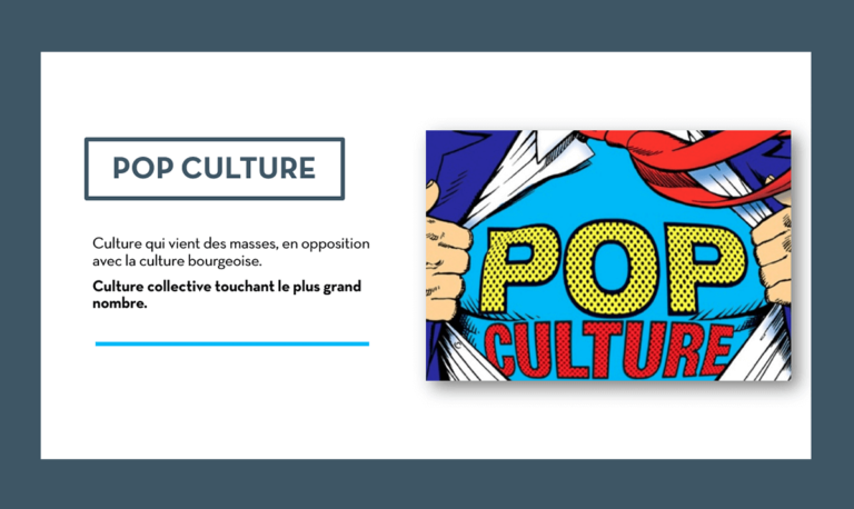 Conférence pop culture et handicap